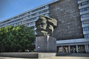 """Karl-Marx-Monument """"Nischel"""", Chemnitz"""
