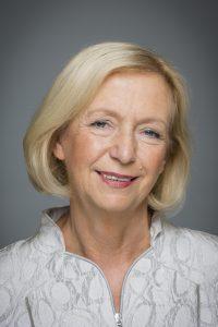 Prof. Dr. Johanna Wanka, Bundesministerin für Bildung und Forschung.