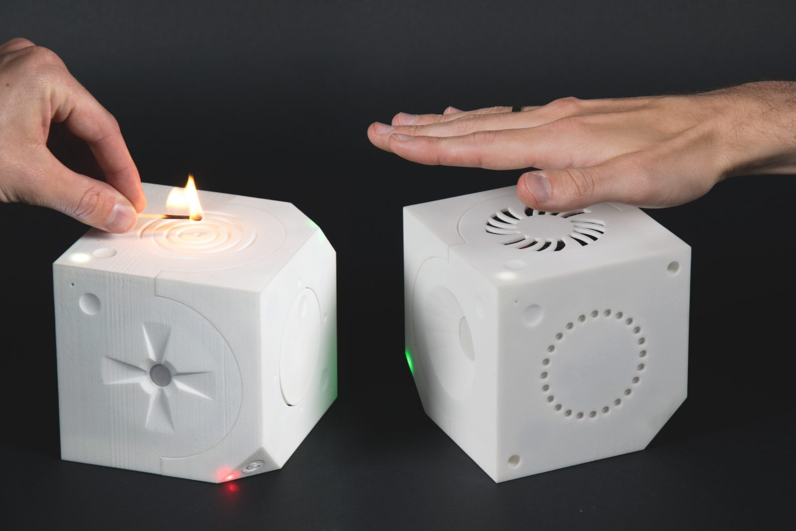 Loaded Dice Sensor und Aktuator Würfel