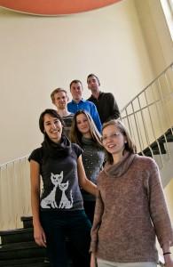 Stipendiatengruppe 2012
